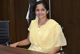Gauri Mustikar COO Genex Interactive